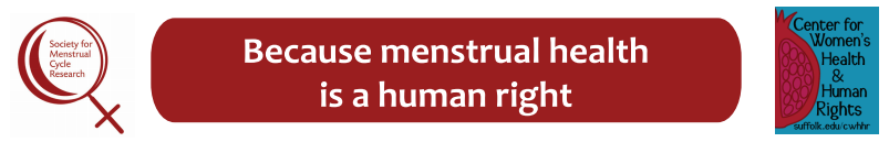 Because menstruation is a human right.