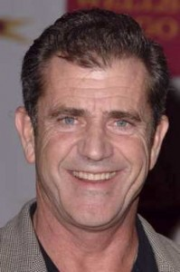 Mel Gibson claims his work has suffered due to male menopause.