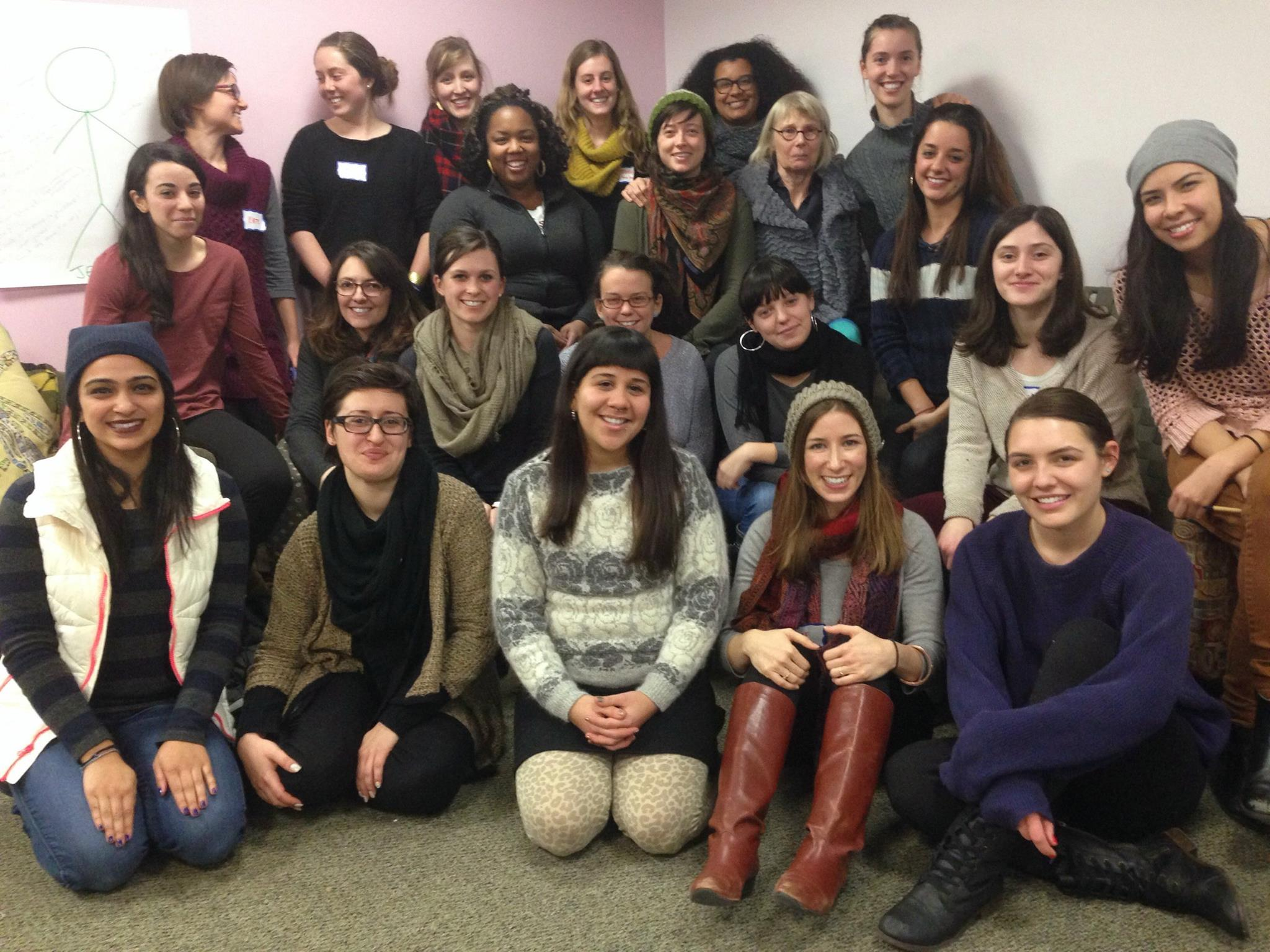doula project That's why van steemburg, along with her cohort of birth workers and  reproductive justice advocates in the colorado doula project, decided to.